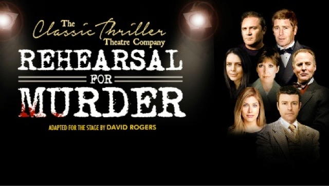 Theatre Review: Rehearsal for Murder - Theatre Royal ✭✭✭✭