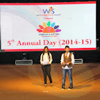 5th Annual Day 2014-15 (Witty Anchors)