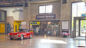 Classic Remise Gift Shop