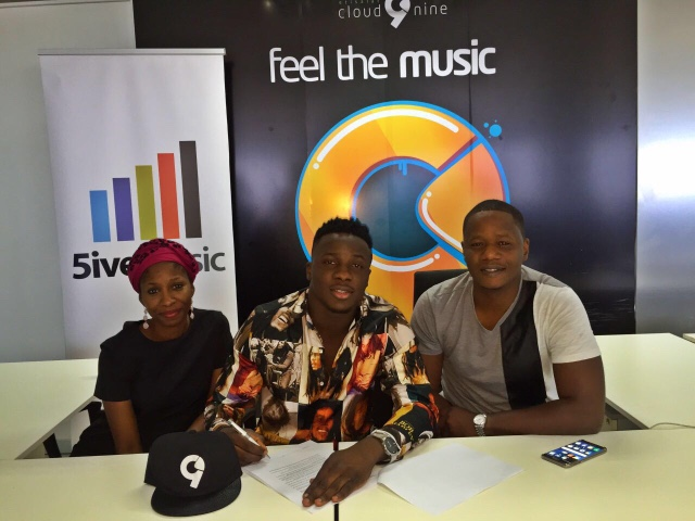 KOKER SIGNS HIST FIRST MAJOR ENDORSEMENT DEAL WITH CLOUD 9
