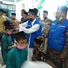 Kemasjidan Baiturrahmah Gelar Santunan Ramadhan untuk Para Anak yatim