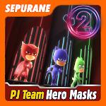 The Pj TeamHero Masks 2 Icon