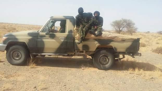 El ejército saharaui mantiene el estado de máxima alerta de combate para cualquier eventualidad.