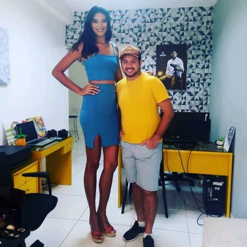 A 26-year-old model Elisane Silva