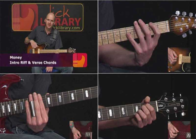 Learn to play Pink Floyd