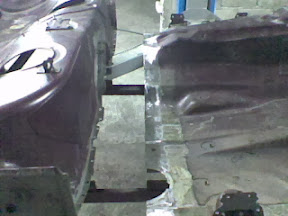 Shortening the E36 Chassis