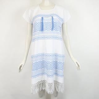 Santa Lupita Boxy Dress