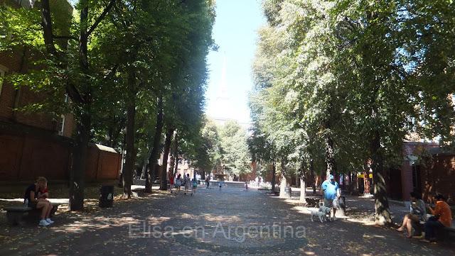 Freedom Trail, Camino de la Libertad, Boston,Elisa N, Blog de Viajes Argentina, Lifestyle