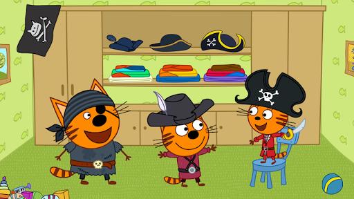 La Famille Chat: Trésors de pirate captures d'écran apk mod pirater preuve 2