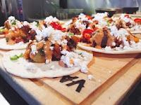 Valdez: chorizo tacos