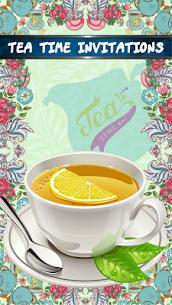 Tea Time Invitations 1