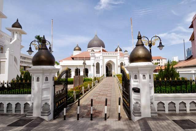 Masjid-Kapitan-Keling-Mosque