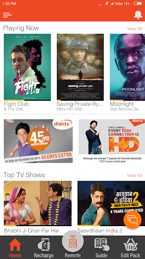 My DishTV 8.3.9 screenshots 2
