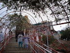 Pathway to Anjaneya Temple