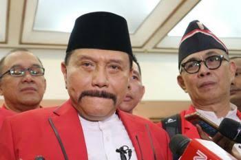 PKPI Tak Masuk Kabinet, Hendropriyono: Nasibnya Begini