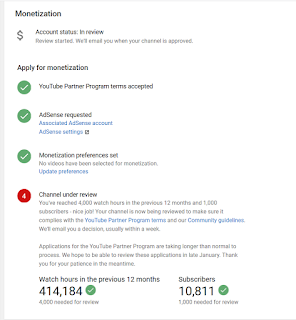Youtube channel views not updating 2013