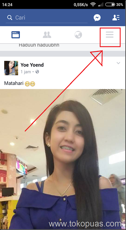 trik mematikan video yang selalu mati sendiri di facebook