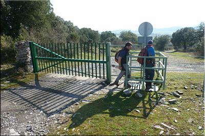 Portón cerca de Otogoien