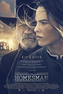 The Homesman Poster