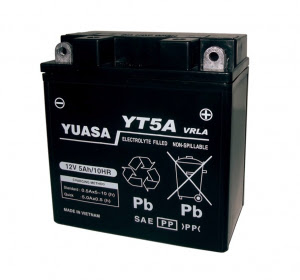 Yuasa-YT5A