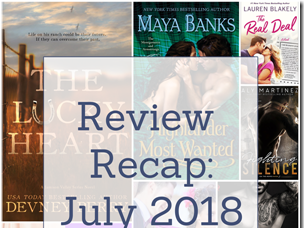 Review Recap: July 2018