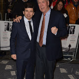 OIC - ENTSIMAGES.COM - Mike Rezendes and Walter Robby Robinson at the  Spotlight - UK film premiere in London 20th January 2015 Photo Mobis Photos/OIC 0203 174 1069
