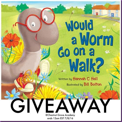 worm on a walk