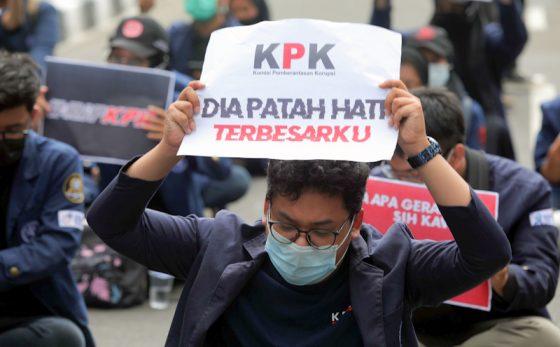"""Ketika KPK Turut """"Melemah"""" Di Tengah Pandemi Covid-19"""