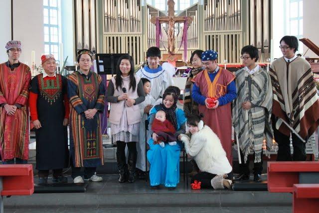 2010 圣诞特别聚会