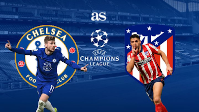 Atletico Madrid vs Chelsea (2nd Leg) : Champions League Live Stream