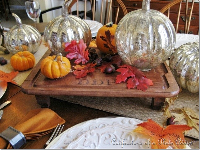 CONFESSIONS OF A PLATE ADDICT Pottery Barn Inspired Tablescape