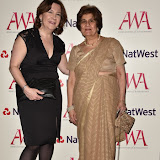 OIC - ENTSIMAGES.COM - Lynne Chambers and Pinky Lilani at the Asian Women of Achievement Awards in London  12th May 2016 Photo Mobis Photos/OIC 0203 174 1069