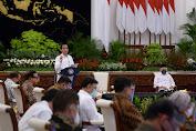 Presiden : Tetap Fokus Jaga Keseimbangan Kesehatan dan Ekonomi