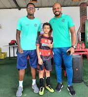 Garoto de Esperantinópolis ganha bolsa integral na escola de futebol do Flamengo.