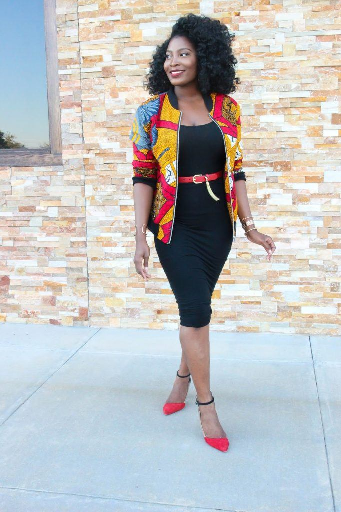 Kitenge Dresses Designs For Young Girls 5