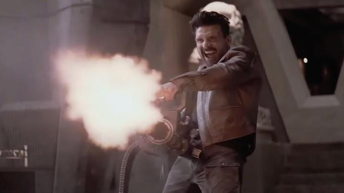 Frank Grillo y Mel Gibson protagonistas del tráiler de la cinta de acción Boss Level
