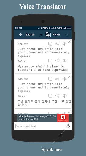 All Translator  - Voice, Camera, All languages A.T.17.0.0 screenshots 3