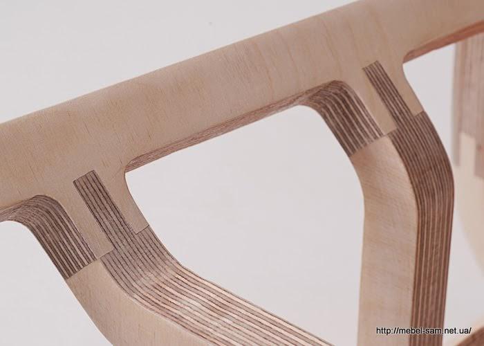 Такая стыковка позволяет получить практически любую форму конечной конструкции