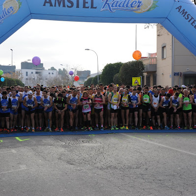 Carrera de Daimiel 2015 - Carrera