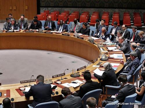 RDC : le Conseil de sécurité proroge d'un an le mandat de la MONUSCO