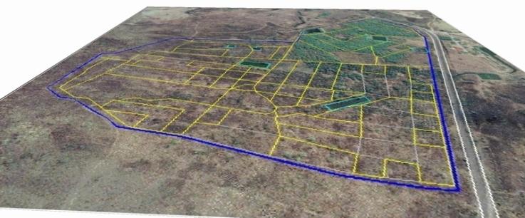 site survey ไร่สมปรารถนา(สวนผึ้ง ราชบุรี)  V17
