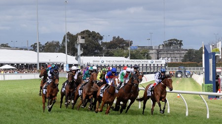 caulfield cup_first lap 1
