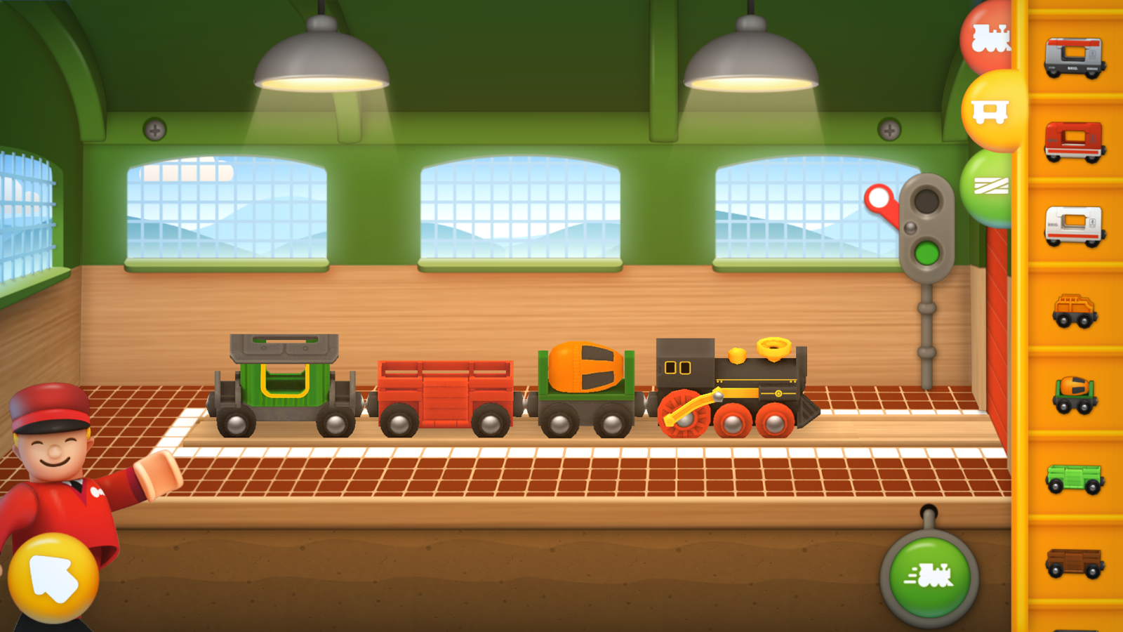 BRIO World - Railway- screenshot