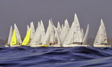 J/22s starting in European Championships- Netherlands