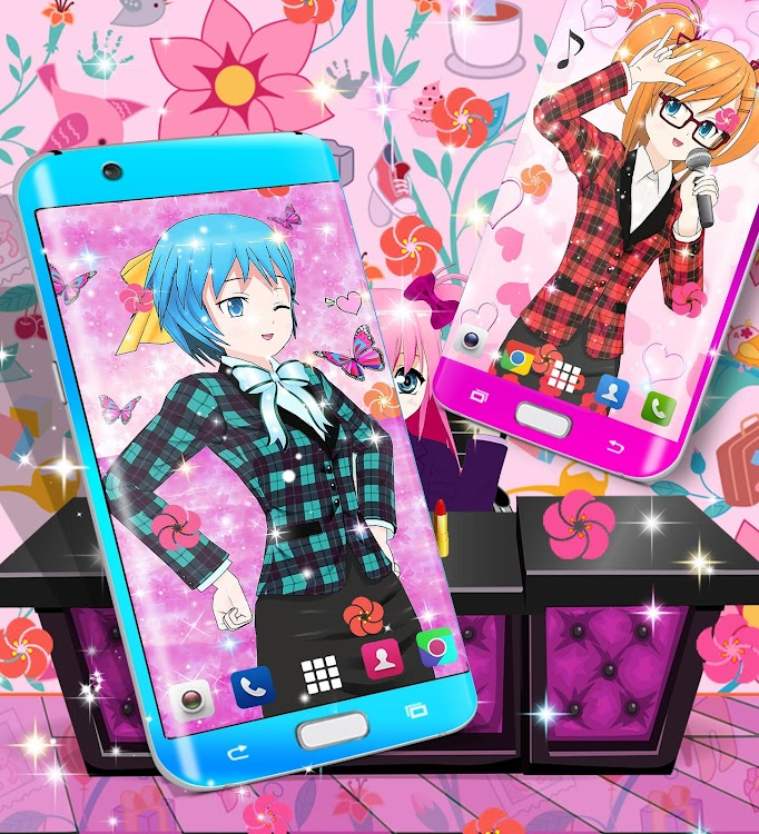 25+ Best Live Anime Wallpaper For Android - Tachi Wallpaper