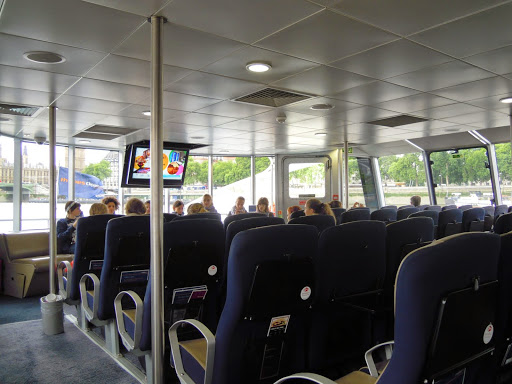 Did you know how easy it is to take the ferry in London?