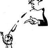 ПЛЮЙ В УРНУ Омерзительное явление,  что же это будет?  По всем направлениям  плюются люди.  Плюются чистые,  плюются грязные,  плюются здоровые,  плюются заразные.  Плевки просохнут,  станут легки,  и вместе с пылью  летают плевки.  В легкие, в глотку  несут чахотку.  Плевки убивают  по нашей вине  народу больше,  чем на войне.  Товарищи люди!  будьте культурны!  На пол не плюйте,  а плюйте в урны. Владимир Маяковский