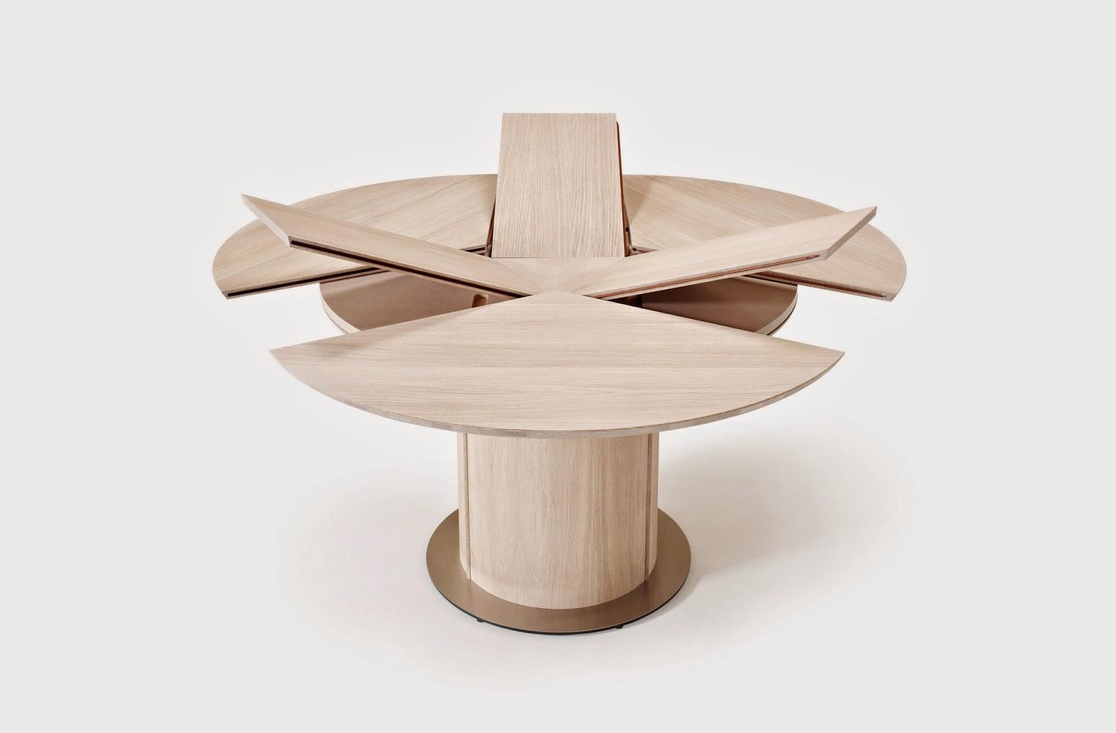 Ronde tafel sm van skovby noordkaap meubelen