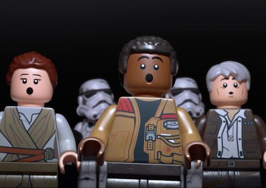 LEGO Star Wars The Force Awakens-CODEX