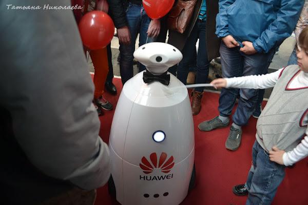 ТИБО-2015 и роботы